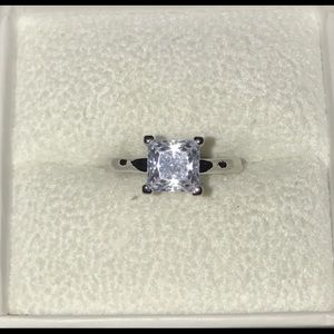 Ss925 Asha Diamond 💎 Wedding Engagement Ring